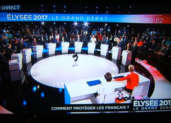 Le Grand Débat II