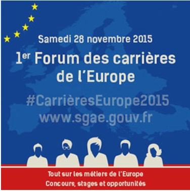 1er Forum des Carrièeres de l'Europe