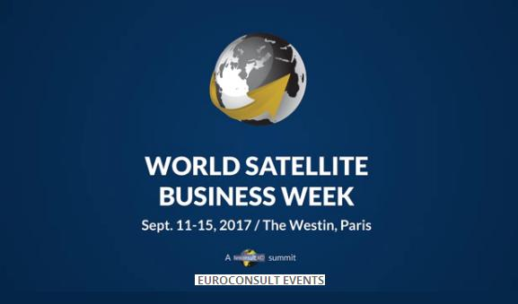 World Satellite Business Week 2017